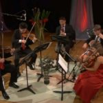Mozart – Clarinet Quintet (Old City String Quartet and Ruokai Chen)