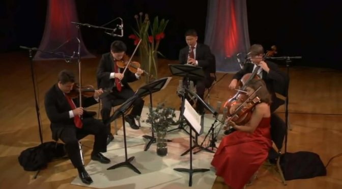 Mozart's Quintet in A major for Clarinet