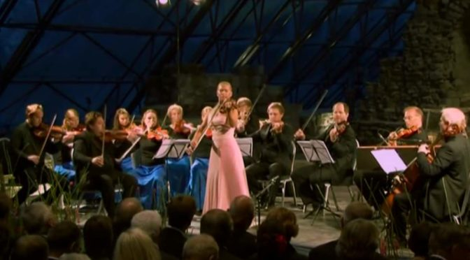 "Vivaldi – ""Summer"" from the Four Seasons (Trondheim Soloists, violin: Mari Silje Samuelsen)"