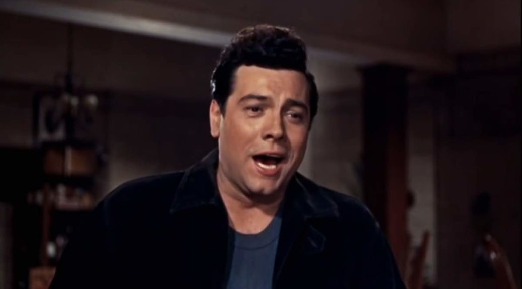 Mario Lanza sings Torna a Surriento