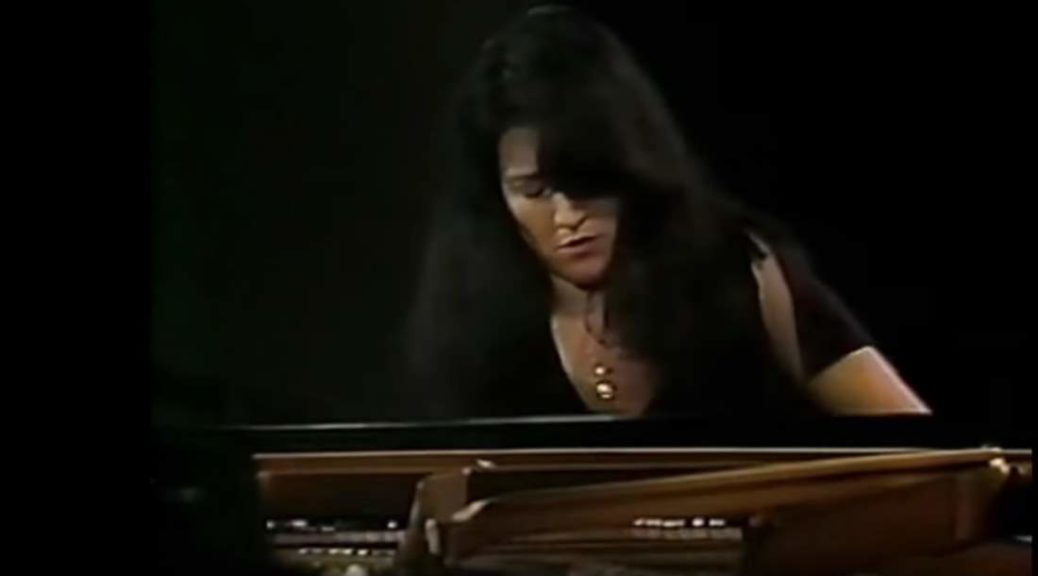 Martha Argerich plays Rachmaninoff's Piano Concerto No. 3
