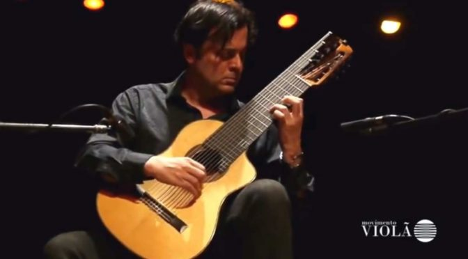Paulo Martelli plays Bach