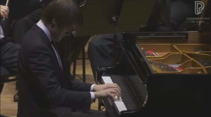 Daniil Trifonov plays Rachmaninoff - Piano Concerto No. 3
