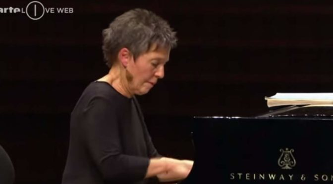Beethoven – Piano Sonata No. 17 (The tempest) – Maria João Pires