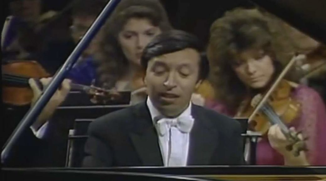 Murray Perahia plays Beethoven's 5 piano concertos