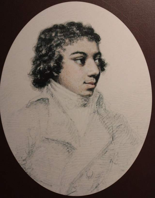 George Bridgetower (1790)