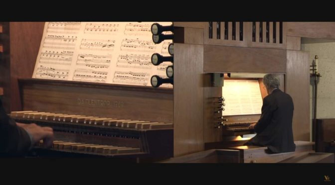 Bach – Toccata and Fugue in D Minor (Organ: Rodney Gehrke)