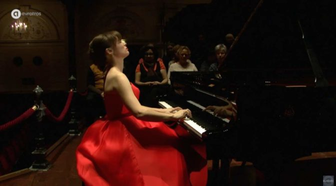 Fedorova plays Mozart, Chopin, Schumann and Rachmaninoff