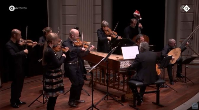 Combattimento performs Bach - Double Violin Concerto