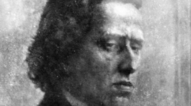 An unpublished photographic portrait of Frédéric Chopin is discovered