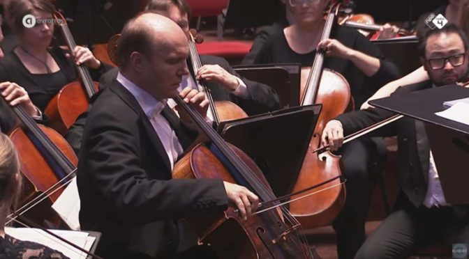 Elgar – Cello Concerto (Bergen Philharmonic Orchestra and Truls Mørk)