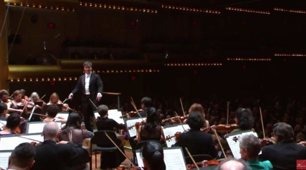 New York Philharmonic performs Antonín Dvořák's Symphony No. 9