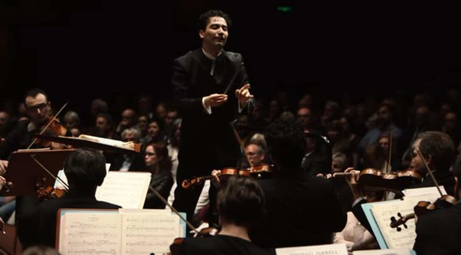 hr-Sinfonieorchester performs Gustav Mahler's Symphony No. 5