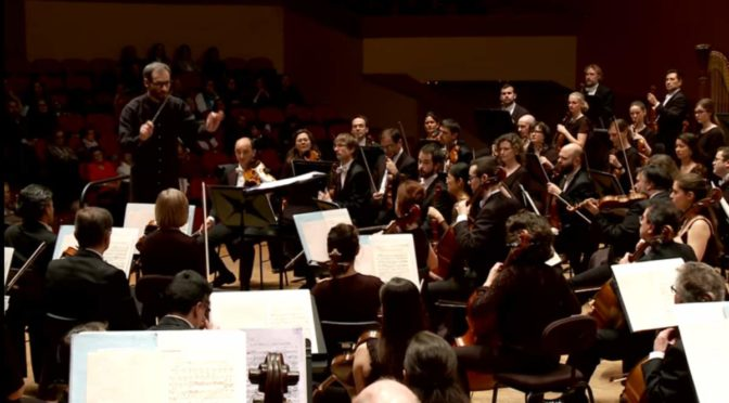 Strauss – Also Sprach Zarathustra – Orquesta Sinfónica de Galicia and OSG Youth Orchestra