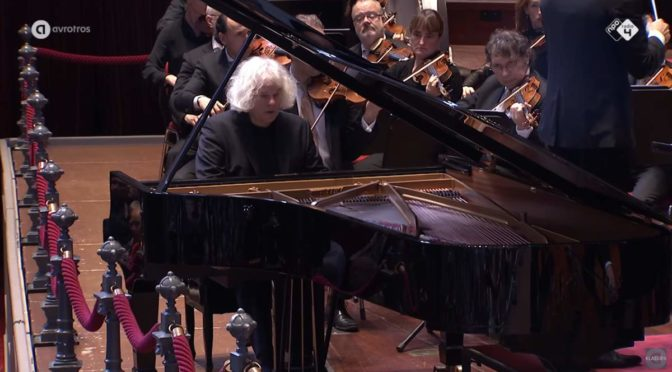 Chopin – Piano Concerto No. 2 (Ronald Brautigam and Radio Filharmonisch Orkest)