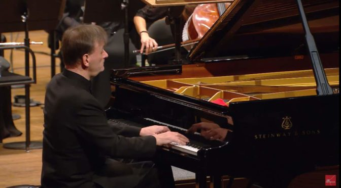 "Beethoven – Piano Concerto No. 5, ""Emperor"" (Stephen Hough, New York Philharmonic)"