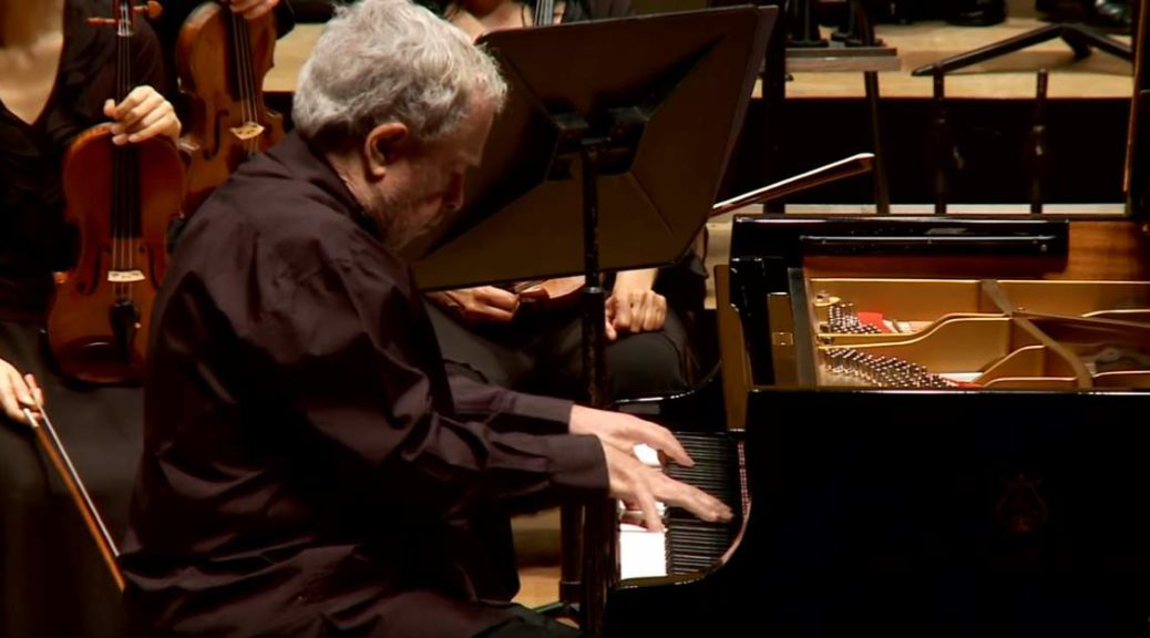 Nelson Freire performs Brahms' Piano Concerto No. 2