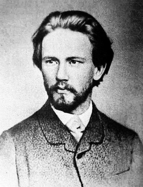 Pyotr Ilyich Tchaikovsky at the time he wrote Romeo and Juliet