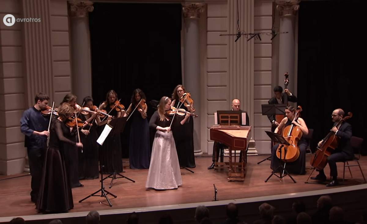 Vivaldi - Winter (Lisa Jacobs and The String Soloists)